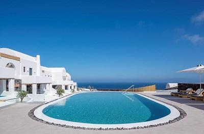 Elea Resort hotel adults only - Santorini Griekenland