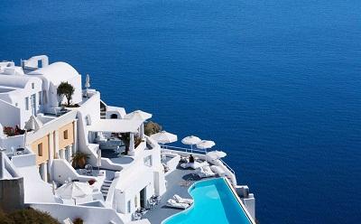 Katikies Hotel Santorini - adults only Griekenland