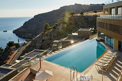 Lindos Blu Luxury Hotel & Suites - adults only Griekenland