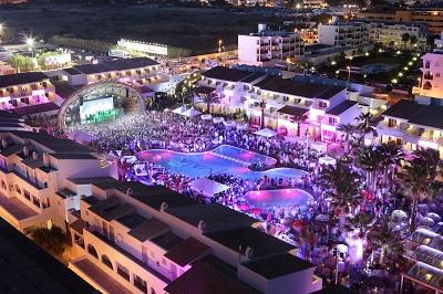 Ushuaia Beach hotel Ibiza - adults only Spanje